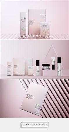 Joanna Vargas Spa Packaging by Afterall Studio Skincare Packaging, Luxury Packaging, Cosmetic Packaging, Beauty Packaging, Brand Packaging, Packaging Ideas, Spa Branding, Branding Design, Branding Agency