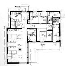 Own Home, New Homes, Floor Plans, Construction, Flooring, How To Plan, Architecture, Interior, Sims
