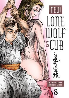 "DEAL OF THE DAY New Lone Wolf & Cub Volume 8 TPB - $12.59 Retail Price: $13.99 You Save: $1.40 The last Kurokuwa ninja has seen through Mamiya Rinzo's conspiracy to control the shogun with drugs. But while trying to stop the plot, she finds herself being used as a pawn in Rinzo's final assault on rogue swordsman Togo Shigekata, Togo's young ""cub,"" Daigoro-and his own renegade daughter! TO BUY NOW CLICK LINK BELOW http://tomatovisiontv.wix.com/tomatovision2#!comics/cfvg"