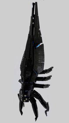 Mass Effect Harbinger In Lego