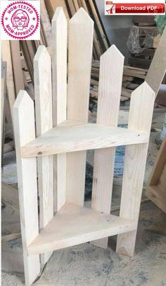 Diy Furniture Plans Wood Projects, Woodworking Furniture Plans, Scrap Wood Projects, Woodworking Projects Diy, Wood Pallet Crafts, Woodworking Techniques, Crafts With Pallets, Diy Outdoor Wood Projects, Diy Projects Using Wood