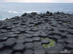 Geology | Geology Picture of the Week, April 27-May 3, 2008: Giants Causeway ...