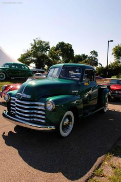 1950 Chevrolet 3100 Pick-Up ★。☆。JpM ENTERTAINMENT ☆。★。