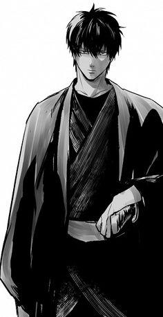 I love that kimono on him. Manga Anime, Fanarts Anime, Manga Boy, Anime Characters, Anime Art, Noragami, Manhwa, Gintama Wallpaper, Theme Anime