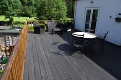 plastic lumber yard deck agent ,wood plastic composite decking application in vendors