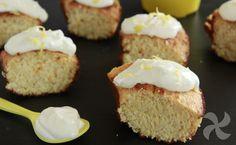 Bizcocho sin gluten de coco y limón bajo en carbohidratos - https://www.thermorecetas.com/bizcocho-sin-gluten-coco-limon-carbohidratos/