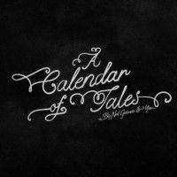 A Calendar of Tales read by the author Neil Gaiman