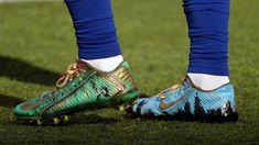 b850122b7 nfl cleats - Google Search Custom Football Cleats, Football Gear, Football  Boots, Football