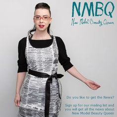 Do you like to get the news? We send out special news about what's happening with NMBQ, so sign up for our mailing list and you will receive ALL of our news!   You can sign up here: http://www.nmbq.com.au/mailinglist.php