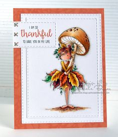 So Thankful (stamping bella) | Paper Cuts