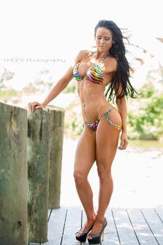 Get beach-ready with my recipe eBook. Now with Discount Code at. Bikini Fitness, Bikini Workout, Bikini Babes, Hot Bikini, Lingerie Football, World Most Beautiful Woman, Muscle Girls, Fit Women, Bikinis