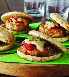 Italian Meatball Sliders - Clean Eating - Clean Eating