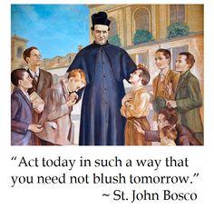 St. John Bosco on Prudence