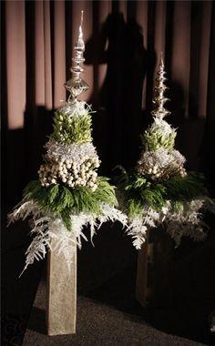 Bloem en Blad   Kerstbloemwerk GAC-avond 'World of Christmas'