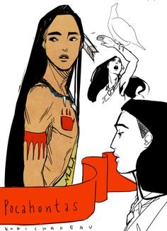 Genderbent Pocahontas would be a amazing movie.