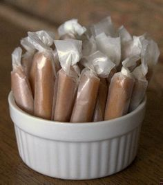 Homemade Butter Pecan Caramels