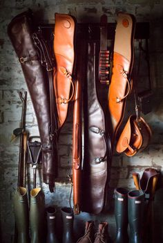Sporting Clays, The Sporting Life, Gentleman Style, Country Girls, Country Life, Leather Working, Outdoor Gear, Riding Boots, Hunting