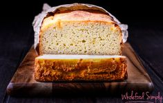 Quick and Easy Sweet Potato Bread. Perfect for breakfasts, snacks and lunch boxes. Free from gluten, grains, nuts and refined sugar. Easy Bread Recipes, Baby Food Recipes, Low Carb Recipes, Sweet Recipes, Whole Food Recipes, Raw Recipes, Simply Recipes, Ketogenic Recipes, Potato Recipes