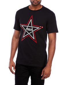 Hood By Air Star Logo Tee