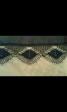 Crochet Lace, Elsa, Crochet Trim, Filet Crochet, Lace Knitting