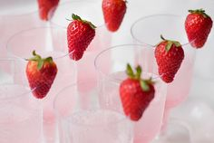 Strawberry Pink Lemonade | Whish.ca