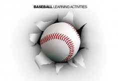 Cross-curricular learning activities for baseball theme: including geography, science, and math!