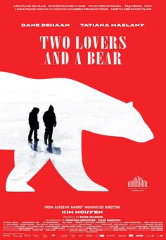 Here's the official trailer of Two Lovers and a Bear, the upcoming romantic drama movie directed by Kim Nguyen and starring Tatiana Maslany and Dane DeHaan: Romance Movies Best, All Movies, Drama Movies, Movies Online, Watch Movies, Liam Neeson, Rami Malek, Alan Rickman, Mortal Kombat