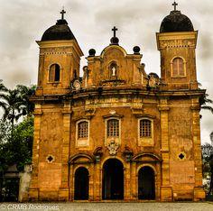 Igreja de São Pedro dos Clérigos  Mariana - MG