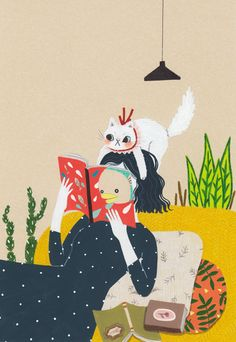 Wallpaper for android and iphone Cute Illustration, Character Illustration, Digital Illustration, Ninja Girl, Poster S, Illustrations And Posters, Animal Illustrations, Clipart, Cartoon Art