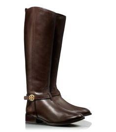 Bristol Riding Boot | Womens Boots | ToryBurch.com