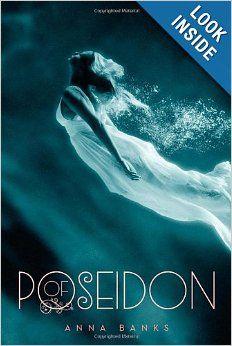 Of Poseidon (Syrena Legacy): Anna Banks: 9781250003324: Amazon.com: Books