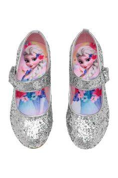 Glittery dressing-up shoes - Silver/Frozen - Little Girl Toys, Toys For Girls, Flower Girl Shoes, Girls Shoes, Elsa Halloween Costume, Hello Kitty Bedroom, Kids Backyard Playground, Disney Princess Toys, Animal Hugs