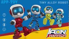 Alloy Mini Robot Robots For Kids, Kids Toys, Light Red Color, Intelligent Robot, Metal Robot, Dog Stroller, Cat Carrier, Light Music, Sound Of Music