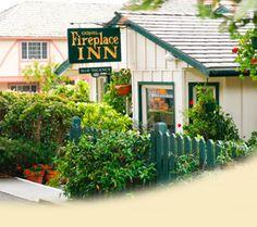 Carmel Fireplace Inn  Carmel-by-the-Sea