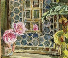 Roses and Tiles, 1955, Vanessa Bell. English (1879 - 1961)
