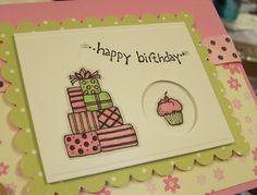 Presents & Cupcake