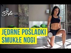 Ćwiczenia na jędrne POŚLADKI i smukłe NOGI | Sylwia Szostak [Projekt Befit] █▬█ █ ▀█▀ - YouTube