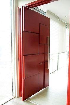 101 Best Interior Door Design Ideas for Stylish and Modern Home Door Design Interior, Main Door Design, Front Door Design, Modern Door Design, Cool Doors, Unique Doors, Modern Front Door, Pivot Doors, House Doors