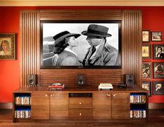 Cinema Suite - 85 Inch 3D TV At Taj 51 Buckingham Gate, #tajhotels