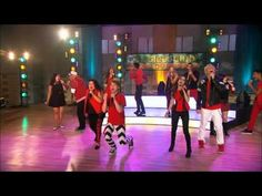 Glee Clubs & Glory - Final Performance - Austin & Ally - Disney Channel Official - YouTube