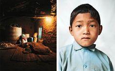 Where Children Sleep presents photographer James Mollison's photos of children's bedrooms around the world.