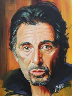 Al Pacino by Colin Staples LifeArt