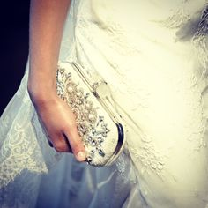 Bridal Embellishments - Spring 2014 - Marchesa Bridal