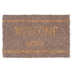 COPPER coir doormat 25 x 40 cm