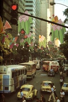 Carnaval - Centro, 1978 / Carnival - Downtown, 1978