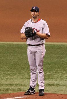 Red Sox #Boston #missjoshbeckett!!