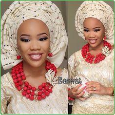 nigerianbride monochrome nigerianwedding yorubawedding weddingfeferity cream