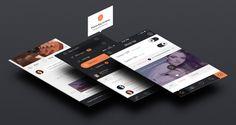 Perspective App Screens Mock-Up 8