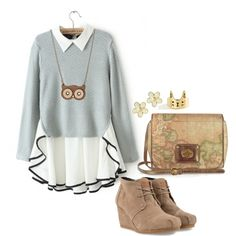 """Untitled #16"" by twentyonexoxo on Polyvore"