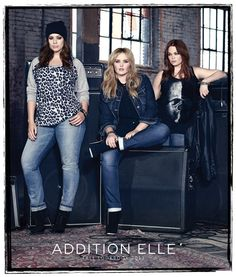 Canadian Plus Size Fashion: Addition Elle Fall 2013 Look Book